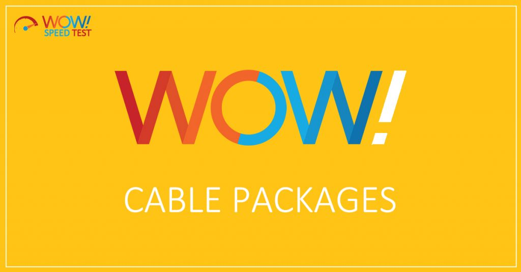 WOW Cable Packages
